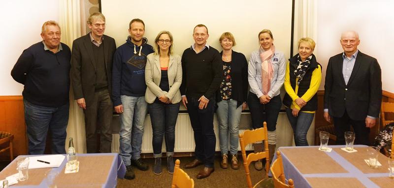 Vorstand Kindergarten Ameke